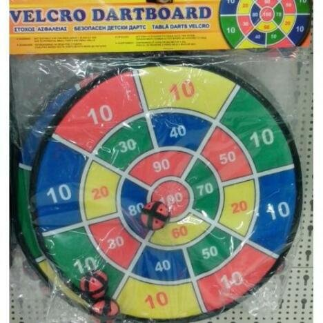 Tabla darts Velcro